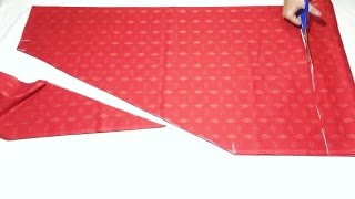 Download Narrow salwar cutting simple and easy method Video