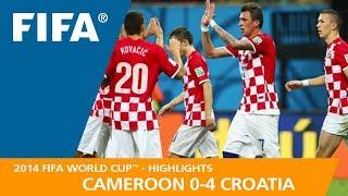 Download CAMEROON v CROATIA (0:4) - 2014 FIFA World Cup™ Video