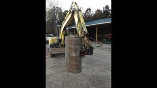 Download New HELITILT Excavator Attachment! Video