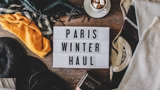 Download Winter Haul + What I Bought In Paris Video