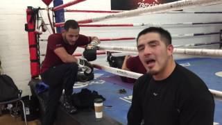 Download Rios and Funez - Top 5 Fighters That Seckbach Rids Their Jock - esnews boxing Video