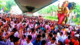 Download Amazing PAREL CHA RAJA Chi VISARJAN Yatra ......... Video