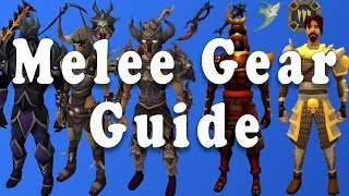 Download Comprehensive Melee Gearing Guide - Runescape 3 Video