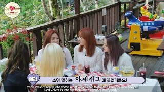 Download Red Velvet A Picnic On A Sunny Afternoon PART 2 - Clip 5 Video