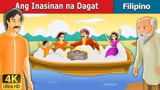 Download Ang Inasinan na Dagat | Kwentong Pambata | Mga Kwentong Pambata | Filipino Fairy Tales Video
