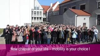 Download ExchangeAbility by ESN Lithuania Video