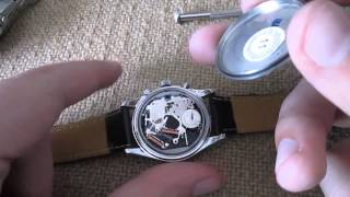 Download How to Open a Watch Case With Common Household Items Without Proper Tools Video