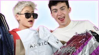 Download Boyfriends Buy Each Other Outfits! Video