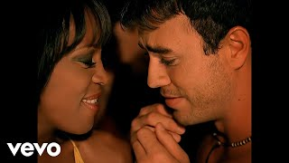 Download Whitney Houston - Could I Have This Kiss Forever ft. Enrique Iglesias Video