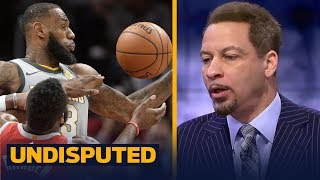 Download Chris Broussard: 'All the way around it's bad' in Cleveland right now | UNDISPUTED Video