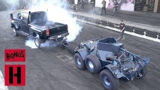Download Duramax Diesel Topkick 4500 vs. Tank Tug-o-War! Video