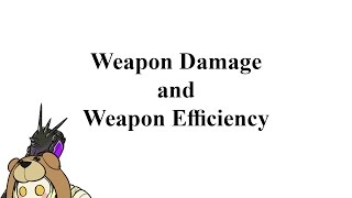 Download Warframe - Weapon Damage and Weapon Efficiency Video
