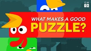 Download What Makes a Good Puzzle? | Game Maker's Toolkit Video