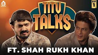 Download BB Ki Vines-   Titu Talks- Episode 1 ft. Shah Rukh Khan   Video