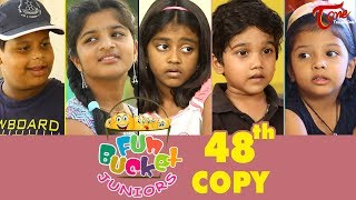 Download Fun Bucket JUNIORS | Episode 48 | Kids Funny Videos | Comedy Web Series | By Sai Teja - TeluguOne Video