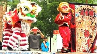 Download 2016 Monkey & Lion Dance Opening Performance Chinatown Event Video