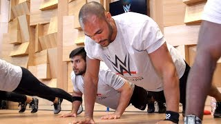 Download Go inside WWE's most internationally diverse tryout ever Video