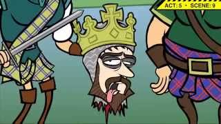 Download ″Shakespeare's MACBETH″ Cliffsnotes' Video Summary Video