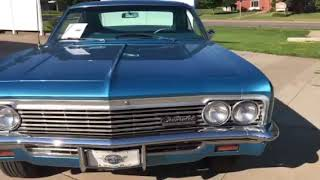 Download 1966 Chevrolet Impala SS Big Block For Sale Video