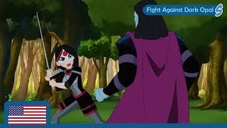 Download DC Super Hero Girls (Clip) | Fight Against Dark Opal | Hero Of The Year Video