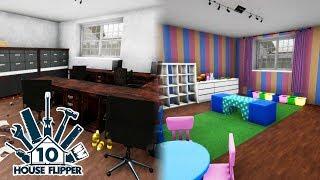Download House Flipper - Part 10 - KINDERGARTEN (Before/After) Video