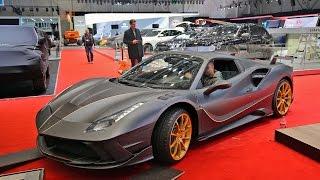 Download Ferrari 488 Spider MANSORY Syracusa 4XX - Driving & Sound Video