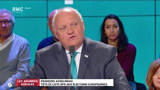 Download Le Grand Oral de François Asselineau - Les Grandes Gueules de RMC Video