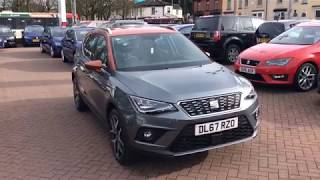 Download Seat Arona 1.0 TSI 115ps Xcellence Lux SUV Video