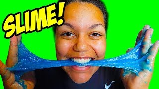Download CAN YOU EAT SLIME? (How To Make 3 DIY Slimes) Video