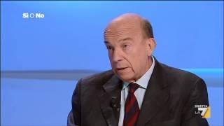 Download Matteo Renzi e Gustavo Zagrebelsky con Enrico Mentana - dibattito referendum costituzionale - LA7 Video