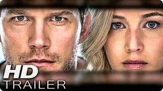 Download PASSENGERS Trailer German Deutsch (2017) Video