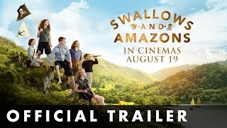Download SWALLOWS & AMAZONS - Official Trailer - Out now on DVD, Blu-ray and Digital Video