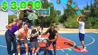 Download Last to Miss 3 Point NBA Jumper Wins $3,000 (Bank) ft 2Hype Video