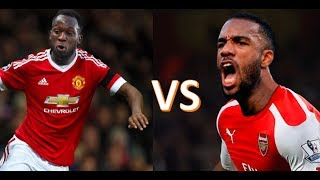 Download Alexandre Lacazette vs Romelu Lukaku | Who is the better Striker? | Stats, Goals, Skills Video