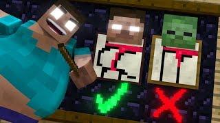 Download Zombie life - Minecraft Top 5 Life Animations by MrFudgeMonkeyz Video