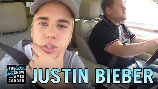 Download Justin Bieber Carpool Karaoke - Vol. 2 Video