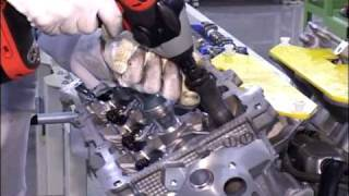 Download Nissan GT-R Engine Assembly Video