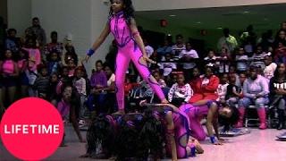 Download Bring It!: Stand Battle: Dancing Dolls vs. Infamous Dancerettes Slow Stand (S2 , E5) | Lifetime Video