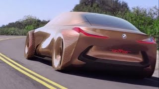 Download BMW Vision Next 100 - interior Exterior and Drive Video