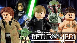 Download Custom LEGO Star Wars: Return of the Jedi Minifigures Video