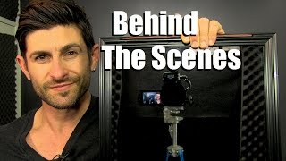 Download How To Make A YouTube Video | Behind The Scenes Of An Alpha M. Video | YouTube Tutorial Video