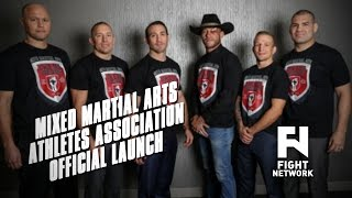 Download Mixed Martial Arts Athletes Association Official Launch with John Pollock & Cody Saftic Video