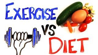 Download Exercise vs Diet Video