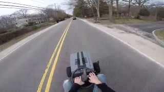 Download craftsman racing mower top speed run 40mph!! Video