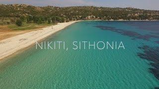 Download Halkidiki Best Beaches - Agios Ioannis Beach, Nikiti, Sithonia Greece Video