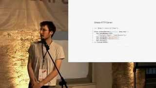 Download Ryan Dahl: Original Node.js presentation Video