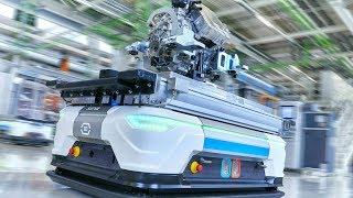 Download Audi Electric Motors Production Video