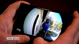 Download 'Ring Video Doorbell' Helps Bust Gang Member in Home Burglary - Crime Watch Daily Video