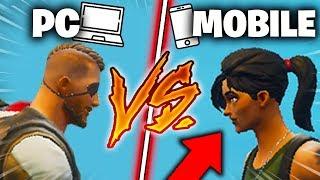 Download J'ai proposé au MEILLEUR joueur Fortnite *MOBILE* de faire un 1VS1... Video
