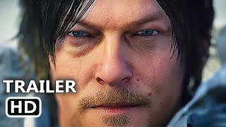 Download PS4 - DEATH STRANDING New Trailer (2018) PS4 Video